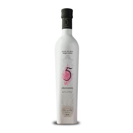 5 Elementos - Redondilla - Aceite de oliva virgen extra 500 ml