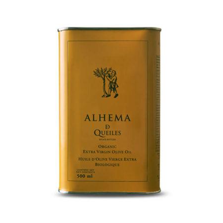 Alhema De Queiles - Arbequina - Aceite de oliva virgen extra 500 ml