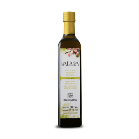 Alma Oliva - Hojiblanca - Aceite de oliva virgen extra 500 ml