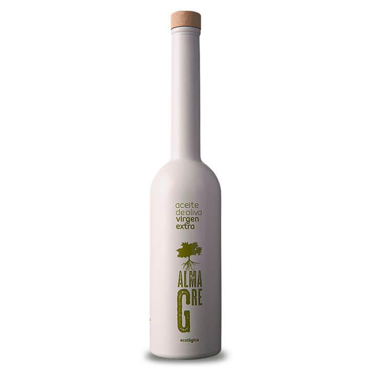 Almagre - Picual - Ecológico - Aceite de oliva virgen extra 500 ml