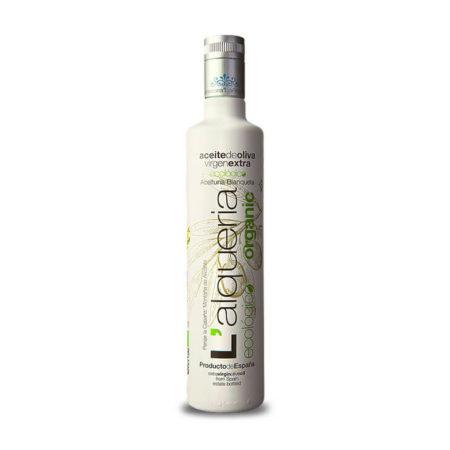 Alqueria - Blanqueta - Aceite de oliva virgen extra 500 ml