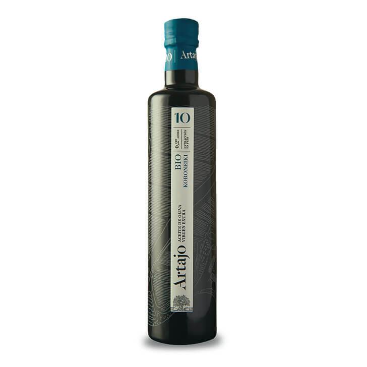Artajo - Koroneiki - Ecológico - Aceite de oliva virgen extra 500 ml