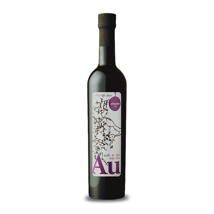 Au - Arbequina - Aceite de oliva virgen extra 500 ml