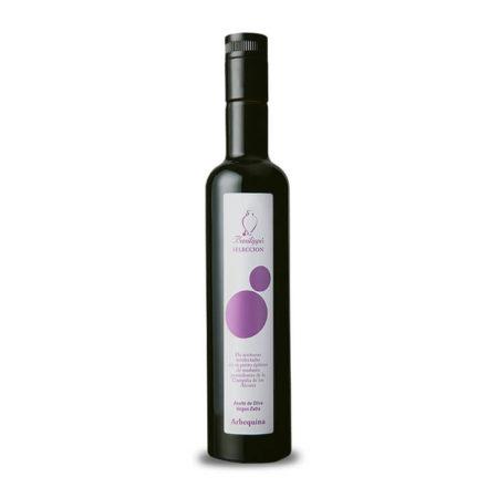 Basilippo - Selección Arbequina - Arbequina - Aceite de oliva virgen extra 500 ml