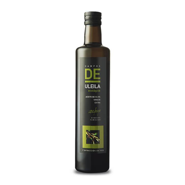 Campos De Uleila - Coupage - Aceite de oliva virgen extra 500 ml