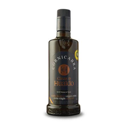 Casas de Hualdo - Cornicabra - Aceite de oliva virgen extra 500 ml