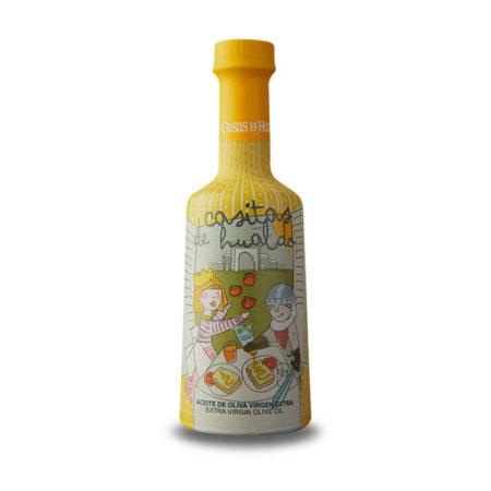 Casas de Hualdo - Casitas de Hualdo - Coupage - Aceite de oliva virgen extra 250 ml
