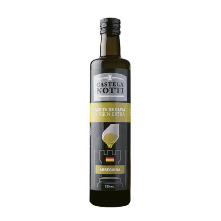 Castelanotti - Arbequina - Aceite de oliva virgen extra 750 ml
