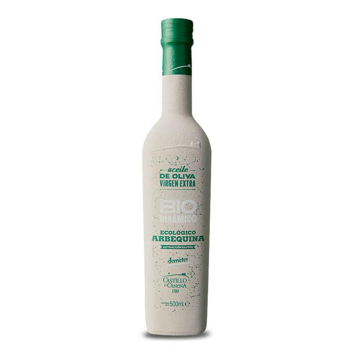 Castillo de Canena - Biodinámico - Arbequina - Aceite de oliva virgen extra 500 ml