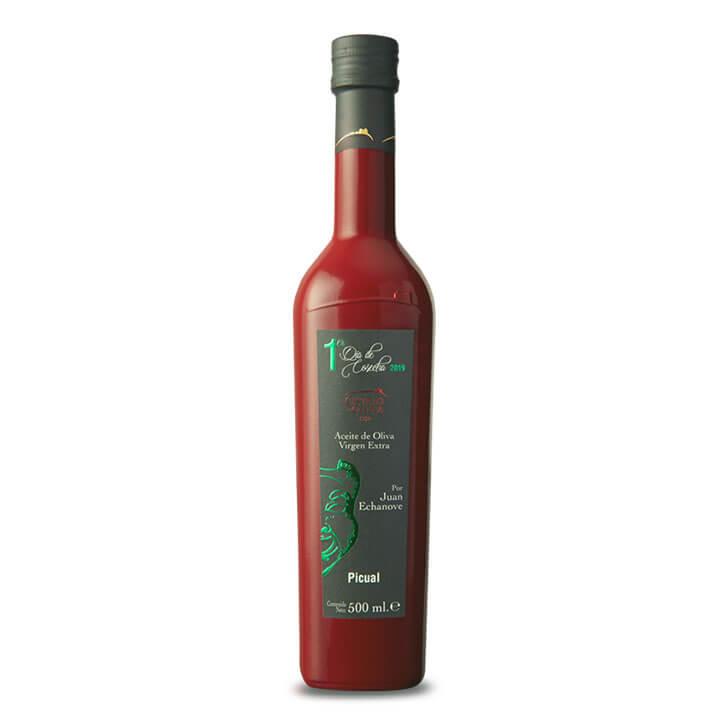 Castillo de Canena - Primer Dia De Cosecha - Picual - Aceite de oliva virgen extra 500 ml