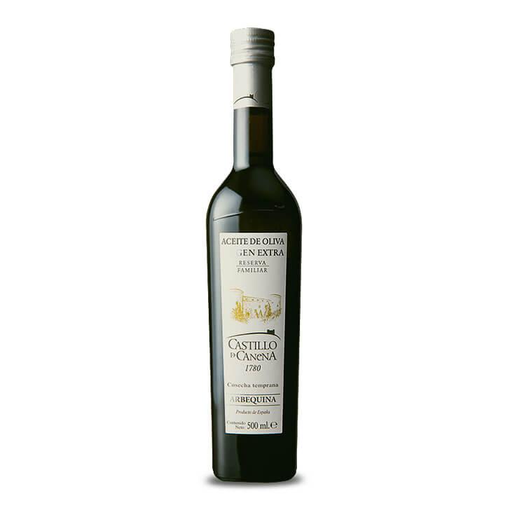Castillo de Canena - Reserva Familiar - Arbequina - Aceite de oliva virgen extra 500 ml