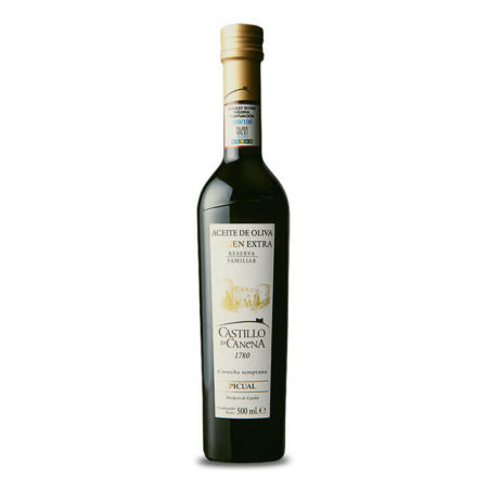 Castillo de Canena - Reserva Familiar - Picual - Aceite de oliva virgen extra 500 ml
