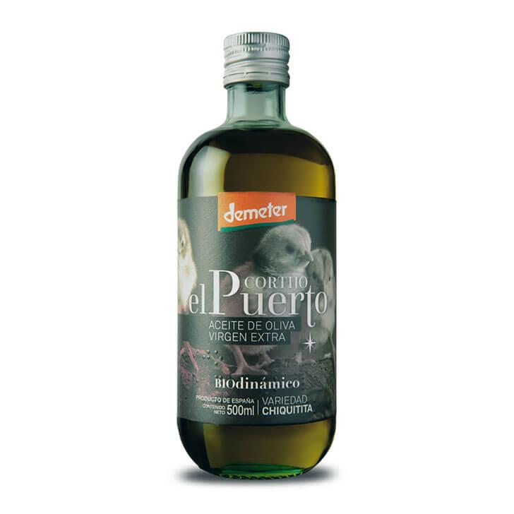 Cortijo el Puerto - Sikitita - Aceite de oliva virgen extra 500 ml