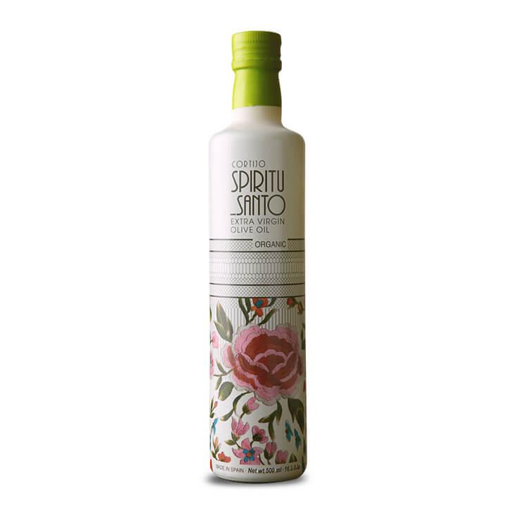 Cortijo Spiritu Santo - Picual - Aceite de oliva virgen extra 500 ml