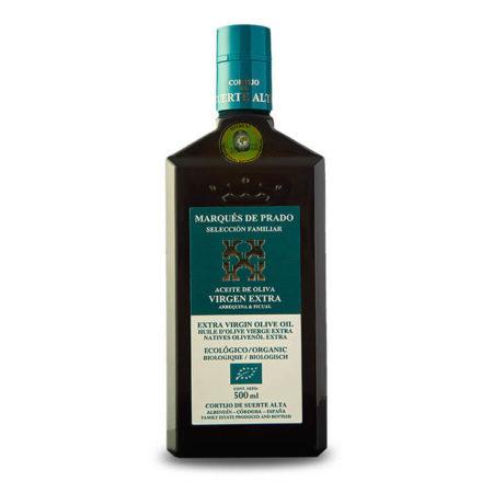 Marqués de Prado - Coupage - Ecológico - Aceite de oliva virgen extra 500 ml
