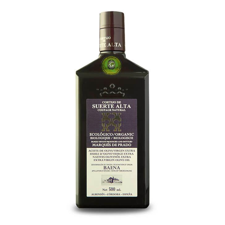 Cortijo Suerte Alta - Coupage - Aceite de oliva virgen extra 500 ml