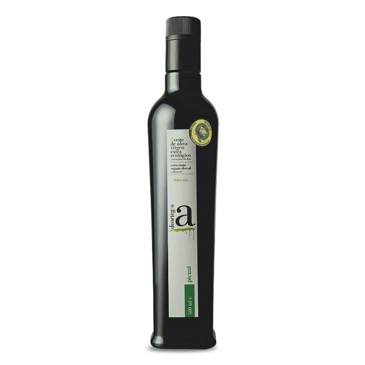 Deortegas - Picual - Aceite de oliva virgen extra 500 ml