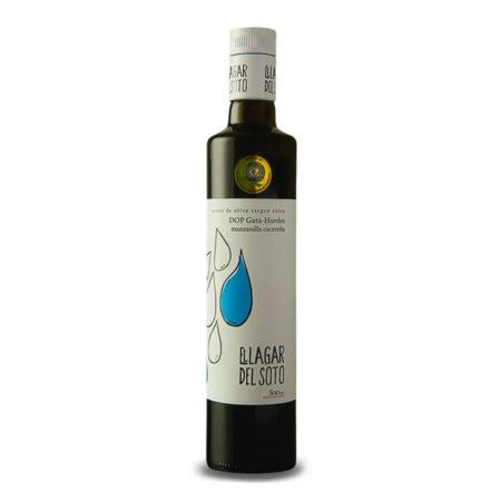 El Lagar Del Soto - Manzanilla Cacereña - Aceite de oliva virgen extra 500 ml