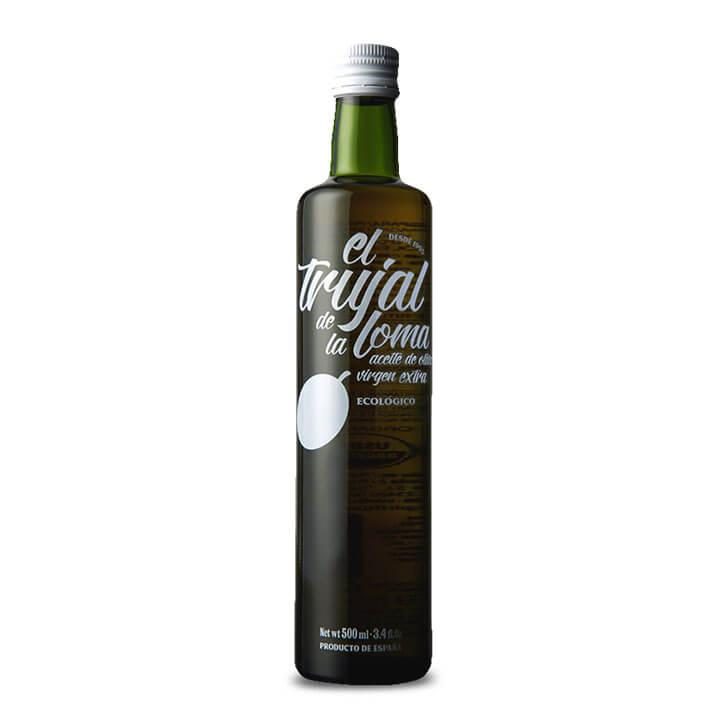 El Trujal De La Loma - Picual - Aceite de oliva virgen extra 500 ml