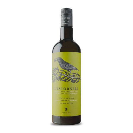 Estornell - Arbequina - Aceite de oliva virgen extra 750 ml