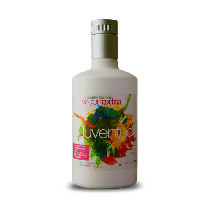Juventud - Cornicabra - Aceite de oliva virgen extra 500 ml