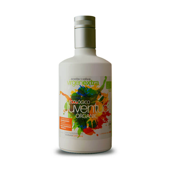 Juventud - Cornicabra - Ecológico - Aceite de oliva virgen extra 500 ml