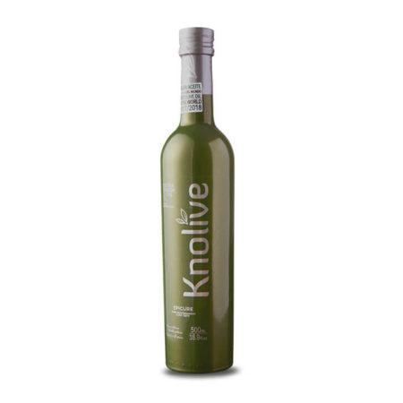 Knolive - Epicure - Hojiblanca - Aceite de oliva virgen extra 500 ml