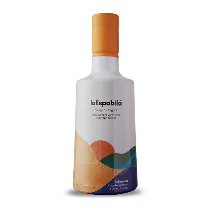 La Espabilá - Arbequina - Ecológico - Aceite de oliva virgen extra 500 ml