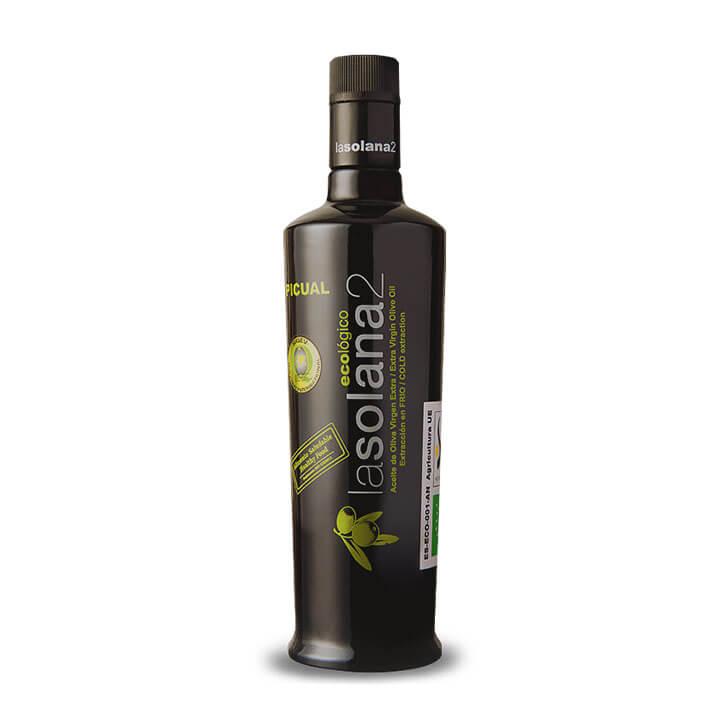 La Solana2 - Picual - Aceite de oliva virgen extra 1 x 500 ml