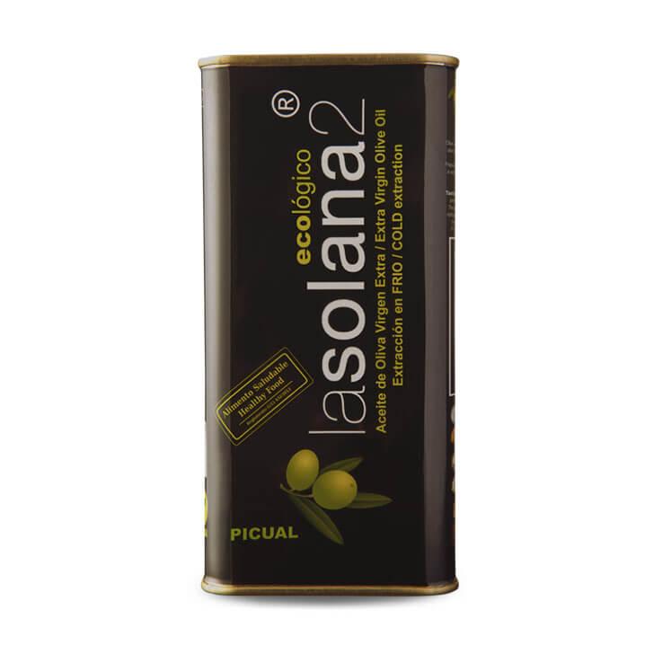 La Solana2 - Picual - Aceite de oliva virgen extra 500 ml