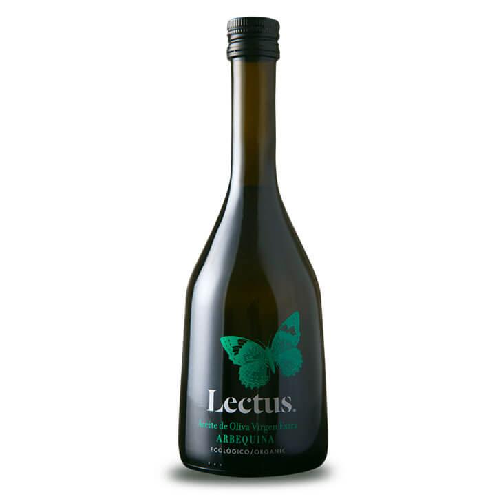 Lectus - Arbequina - Ecológico - Aceite de oliva virgen extra 500 ml