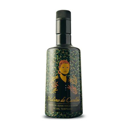 Molino De Casilda - Temprano - Picual - Aceite de oliva virgen extra 500 ml