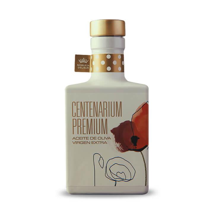 Nobleza del Sur - Centenarium Premium Primera Cosecha - Picual - Ecológico - Aceite de oliva virgen extra 350 ml