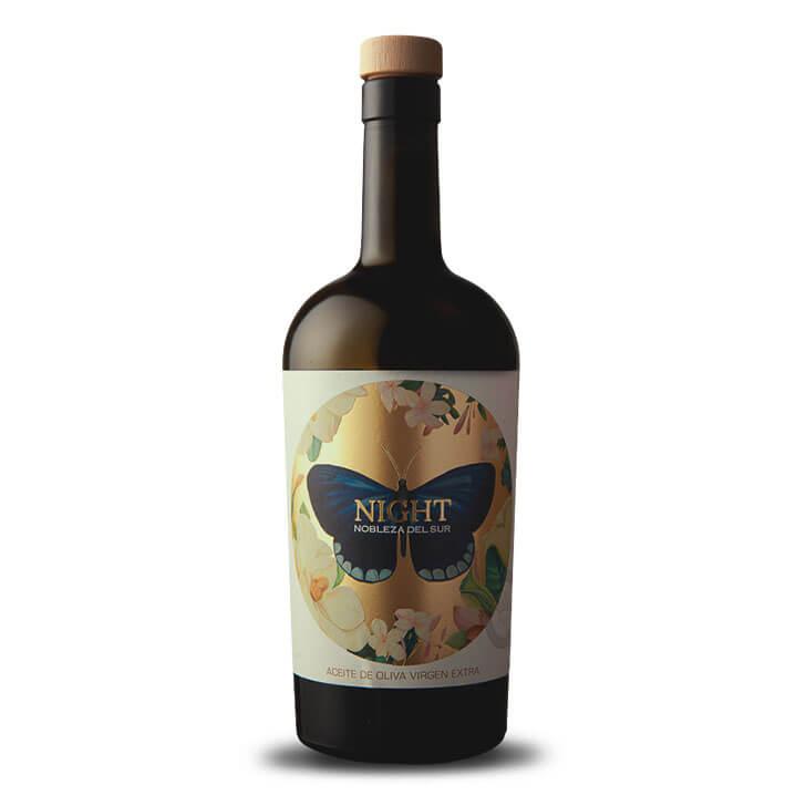 Nobleza del Sur - Cosecha Temprana Night - Coupage - Ecológico - Aceite de oliva virgen extra 500 ml