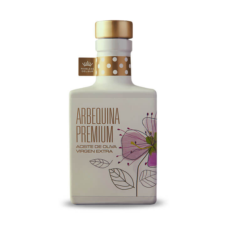 Nobleza del Sur - Premium Primera Cosecha - Arbequina - Ecológico - Aceite de oliva virgen extra 350 ml