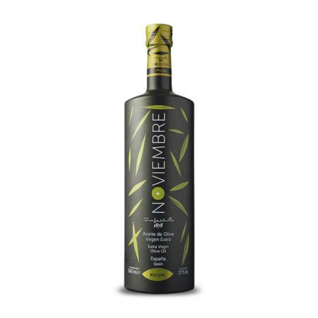 Noviembre - Picual - Aceite de oliva virgen extra 500 ml