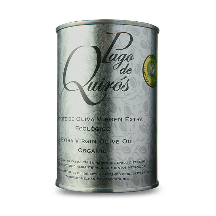 Oleo Quirós - Coupage - Aceite de oliva virgen extra 500 ml