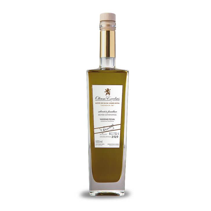 Oleum Excelsus - Picual - Aceite de oliva virgen extra 1 x 500 ml