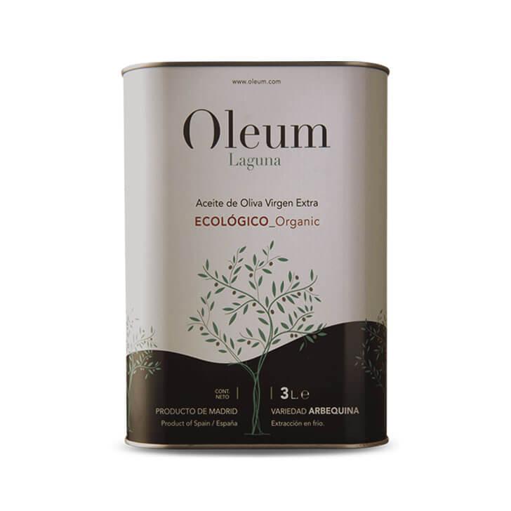 Oleum Laguna - Arbequina - Aceite de oliva virgen extra 3 litros