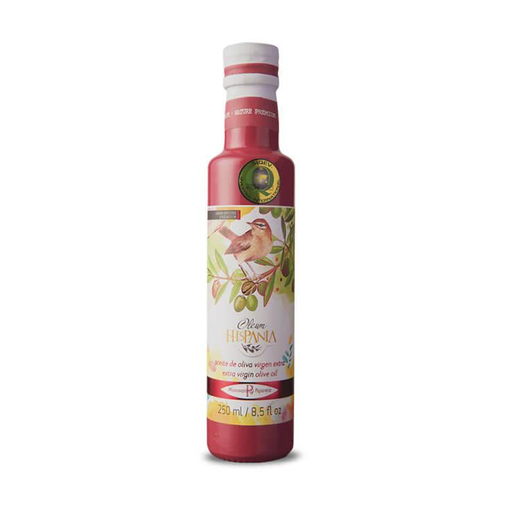 Oleum Hispania - Pajarero - Aceite de oliva virgen extra 250 ml