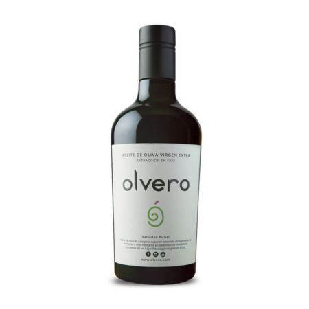 Olvero - Picual - Aceite de oliva virgen extra 500 ml