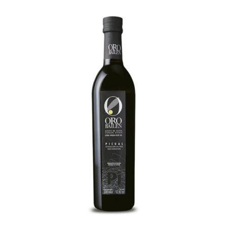 Oro Bailén - Picual - Aceite de oliva virgen extra 500 ml