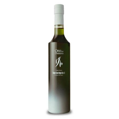 Oro Del Desierto - 1/10. - Picual - Aceite de oliva virgen extra 1 x 500 ml