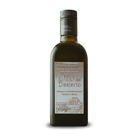 Oro Del Desierto - Picual - Aceite de oliva virgen extra 500 ml