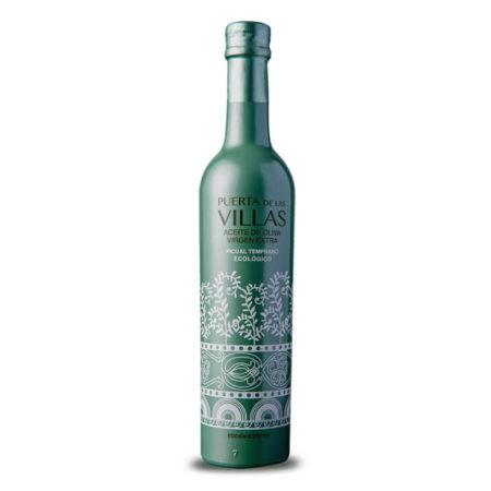 Puerta Las Villas - Edicion Especial - Picual - Aceite de oliva virgen extra 1 x 500 ml