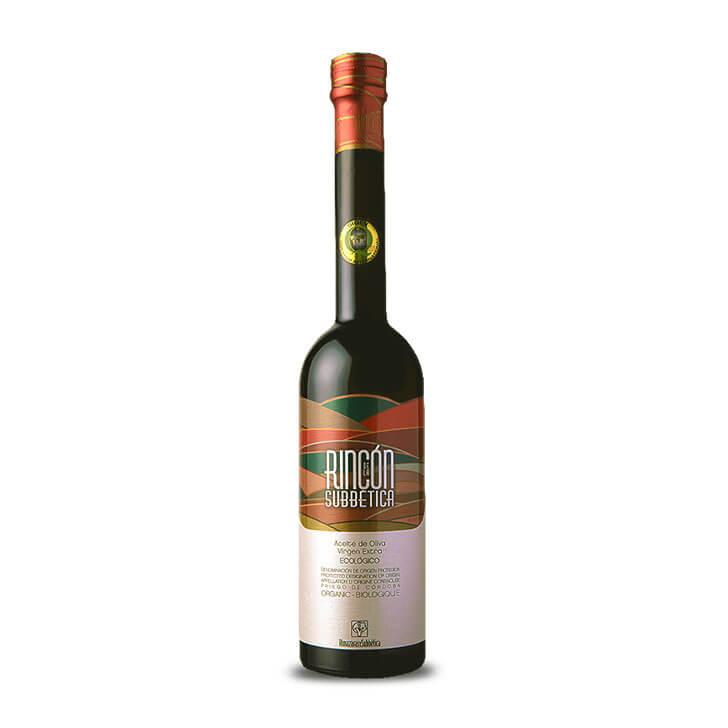 Rincon De La Subbetica - Hojiblanca - Aceite de oliva virgen extra 1 x 500 ml