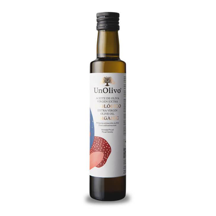 UnOlivo - Picual - Aceite de oliva virgen extra 250 ml