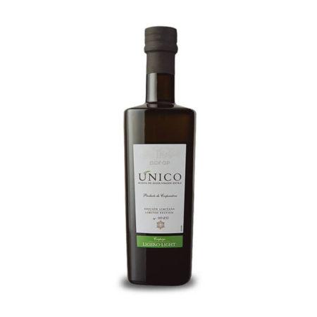 Unico - Coupage Ligero - Hojiblanca - Aceite de oliva virgen extra 500 ml