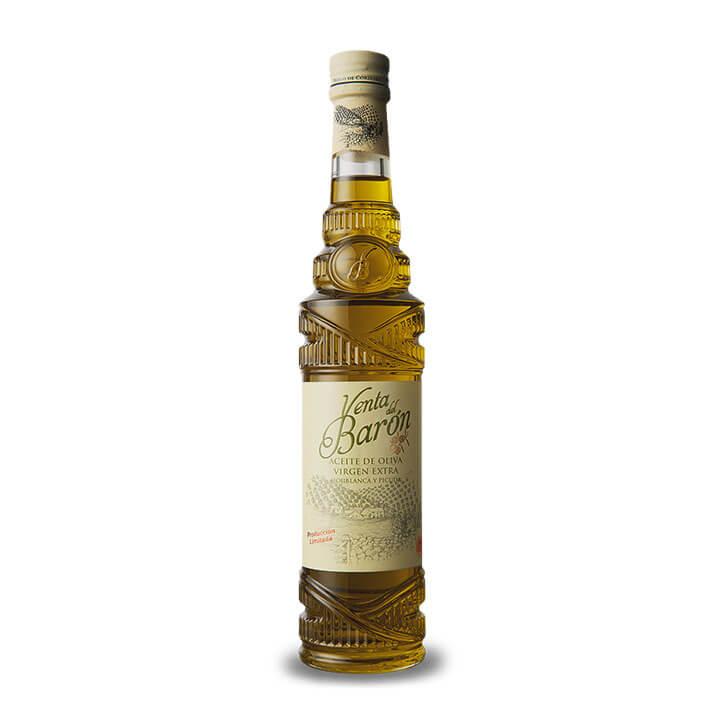 Venta Del Baron - Hojiblanca - Aceite de oliva virgen extra 1 x 500 ml