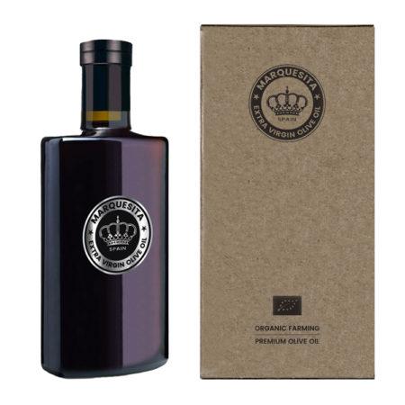 Marquesita - Arbequina - Ecológico - Aceite de oliva virgen extra 1 x 250 ml